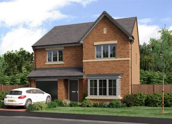 "Thumbnail 4 bed detached house for sale in ""The Chadwick"" at Low Lane, Acklam, Middlesbrough"