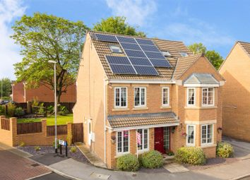 Thumbnail 5 bed detached house for sale in Murray Way, Middleton, Leeds