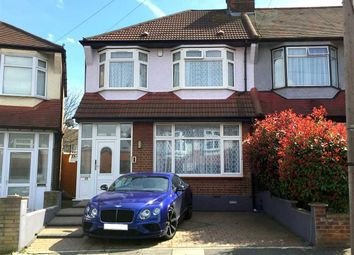 Thumbnail 3 bed end terrace house for sale in Pevensey Avenue, London