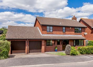 Thumbnail 4 bed detached house for sale in Shanoo House, Millway, Sutton St Nicholas, Herefordshire HR13Bq