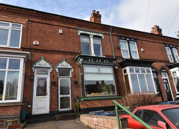 Thumbnail 3 bed terraced house for sale in Watford Road, Cotteridge, Birmingham