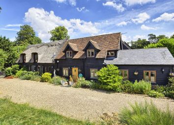 Thumbnail 4 bed detached house for sale in East End, Furneux Pelham, Buntingford