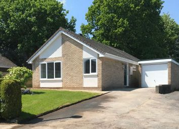 Thumbnail 3 bed detached bungalow for sale in Bramble Wood, Broseley