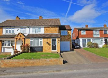 Thumbnail 4 bed semi-detached house for sale in Northdown Road, Longfield