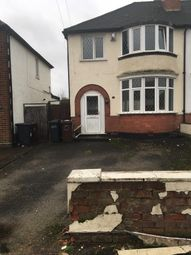 Thumbnail 3 bed semi-detached house to rent in Shalford Road, Olton