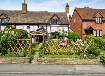 Thumbnail 2 bed cottage for sale in Lower Street, Quainton, Buckinghamshire.