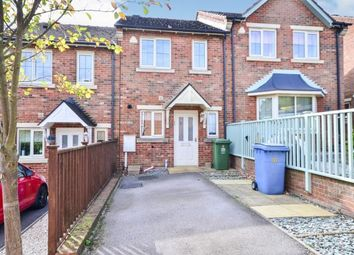 Thumbnail 2 bed terraced house for sale in Limestone Rise, Mansfield, Nottinghamshire