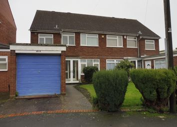 Thumbnail 3 bed semi-detached house for sale in Bridge Street, West Bromwich