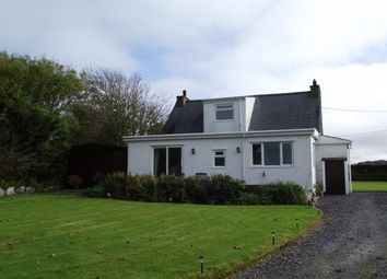 Thumbnail 3 bed detached house for sale in Tudweiliog, Pwllheli, Gwynedd