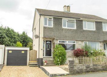 Thumbnail 3 bed semi-detached house for sale in Graybridge Road, Horrabridge, Yelverton
