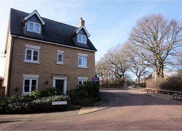 Thumbnail 5 bed detached house for sale in Vortex Road, Colchester