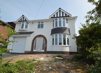 Thumbnail 4 bedroom detached house for sale in Old Hall Road, Whitefield, Manchester