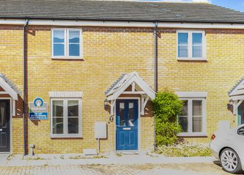 Thumbnail 2 bed terraced house to rent in Whitby Avenue, Eye, Peterborough