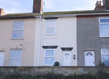 Thumbnail 2 bed terraced house to rent in Florence Terrace, St. Johns Road, Lowestoft
