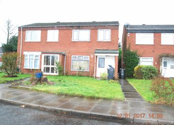 Thumbnail 3 bedroom semi-detached house to rent in The Feldings, Erdington, Birmingham