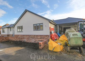 Thumbnail 3 bed detached bungalow for sale in Pleasant Drive, Billericay