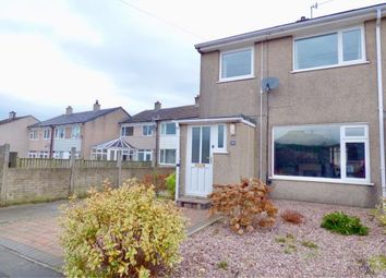 Thumbnail 3 bed end terrace house for sale in Hayclose Road, Kendal, Cumbria