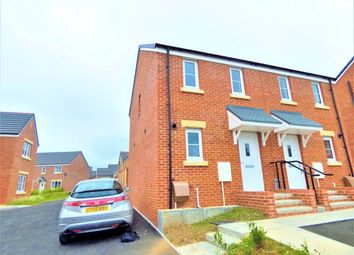 Thumbnail 2 bed property to rent in Heol Cae Pownd, Cefneithin, Llanelli