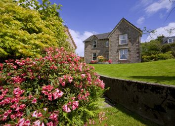 Thumbnail 9 bed detached house for sale in The Old Manse, Dalriach Road, Oban