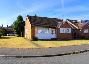 Thumbnail 3 bed detached bungalow for sale in Prince Rupert Road, Stourport-On-Severn