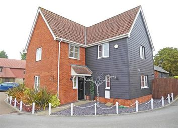 Thumbnail 3 bed detached house for sale in Bakers Mill, Elmswell, Bury St. Edmunds