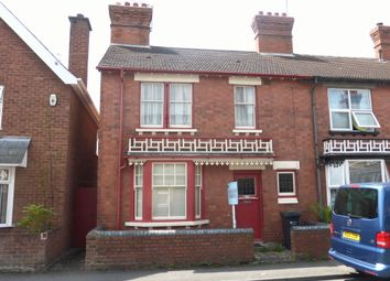 Thumbnail 3 bed end terrace house for sale in Baysham Street, Hereford