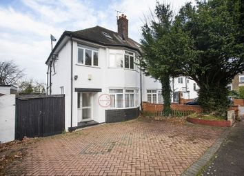 Thumbnail 4 bed semi-detached house for sale in Bewlys Road, London