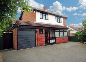 Thumbnail 3 bed property for sale in Glenfield Frith Drive, Glenfield, Leicester