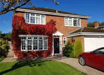 Thumbnail 4 bed detached house for sale in Kings Oak Close, Monks Risborough, Princes Risborough, Buckinghamshire
