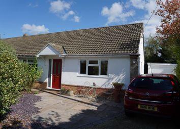 Thumbnail 2 bed semi-detached bungalow for sale in Tinhead Road, Edington, Westbury