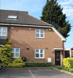 Thumbnail 2 bed end terrace house for sale in Wishaw Walk, London, London