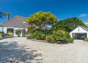 Thumbnail 4 bed detached bungalow for sale in Polurrian Road, Mullion, Helston