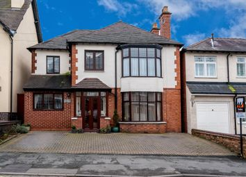 Thumbnail 3 bed detached house for sale in Dartmouth Road, Cannock