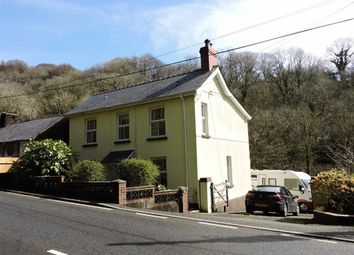 Thumbnail 3 bed detached house for sale in Cwmduad, Carmarthen
