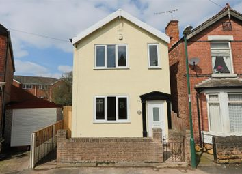 Thumbnail 3 bed detached house for sale in Richmond Avenue, Nottingham