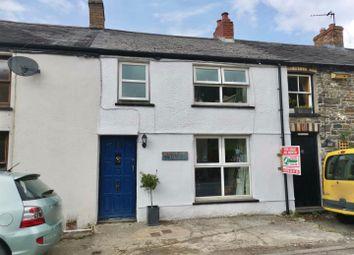 Thumbnail 3 bed terraced house for sale in Pentre Llyn, Llanilar, Aberystwyth