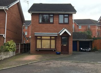 Thumbnail 3 bed detached house for sale in Francis Road, Frodsham