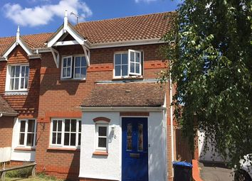 Thumbnail 3 bed end terrace house to rent in Mocatta Way, Burgess Hill