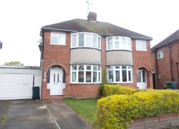 Thumbnail 3 bed semi-detached house for sale in Sundorne Crescent, Shrewsbury