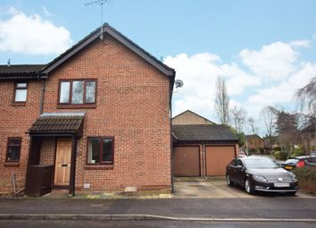 Thumbnail 1 bed end terrace house for sale in Chisbury Close, Forest Park, Bracknell, Berkshire