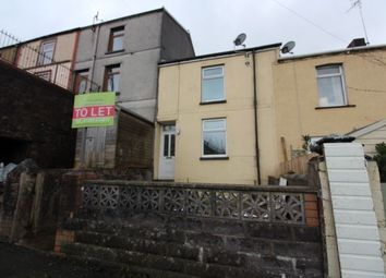 Thumbnail 2 bedroom terraced house to rent in Alexandra Terrace, Georgetown, Tredegar