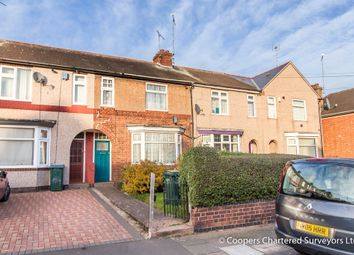 Thumbnail 3 bed terraced house for sale in Yelverton Road, Radford, Coventry