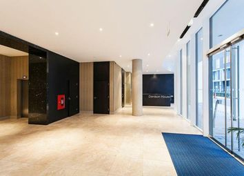 Thumbnail 1 bed flat to rent in Lanterns Way, South Quay