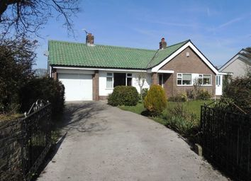 Thumbnail 4 bed detached bungalow for sale in Coniston Road, High Lane, Stockport