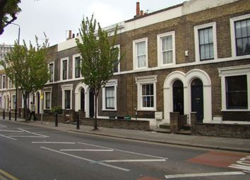 Thumbnail 4 bed terraced house to rent in Old Ford Road, London