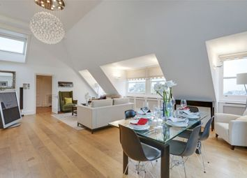 Thumbnail 4 bed flat to rent in Belsize Grove, London