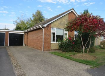 Thumbnail 2 bed detached bungalow for sale in Woodfield Close, Spalding