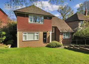 Thumbnail 4 bedroom detached house for sale in Culverden Down, Tunbridge Wells