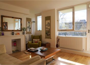 Thumbnail 3 bed flat for sale in Randolph Gardens, London