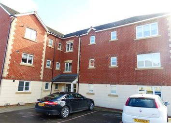 Thumbnail 2 bedroom flat to rent in Waterlily Court, Hartlepool